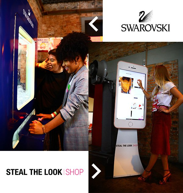 swarovski - push - publi - evento - segunda