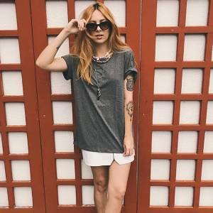 T-shirts: como fugir do óbvio com a peça que toda mulher tem no armário