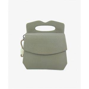 Handbag Manton Grey - U Cinza