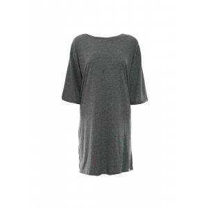 T-Shirt Vida Grafite - U Cinza