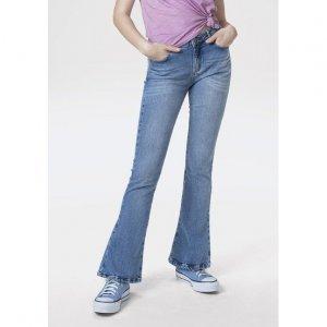 Calça Jeans Boot Cut Petit