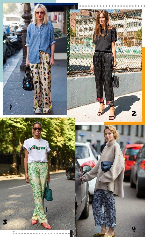 Helena Bordon, Giorgia Tordini - pijamas - pijamas - inverno - street style