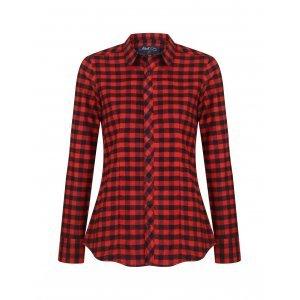 Camisa Feminina Flanela Xadrez