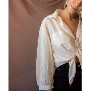 Camisa Pérola - 36 Branco