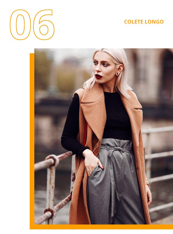 it-girl - colete-marrom - colete - inverno - street-style