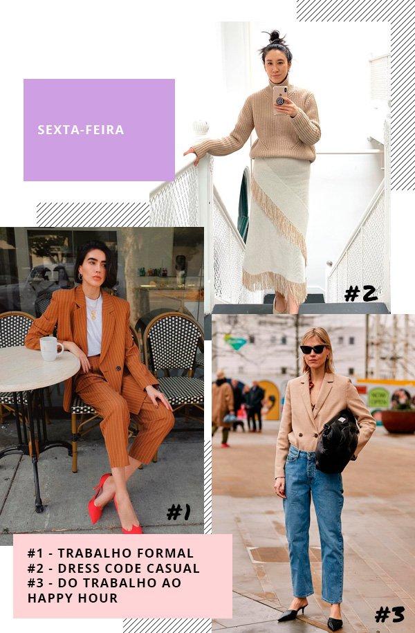 Brittany Xavier, Eva Chen - look-trabalho - trabalho - inverno - street-style