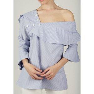Camisa Suíte - 36 Azul