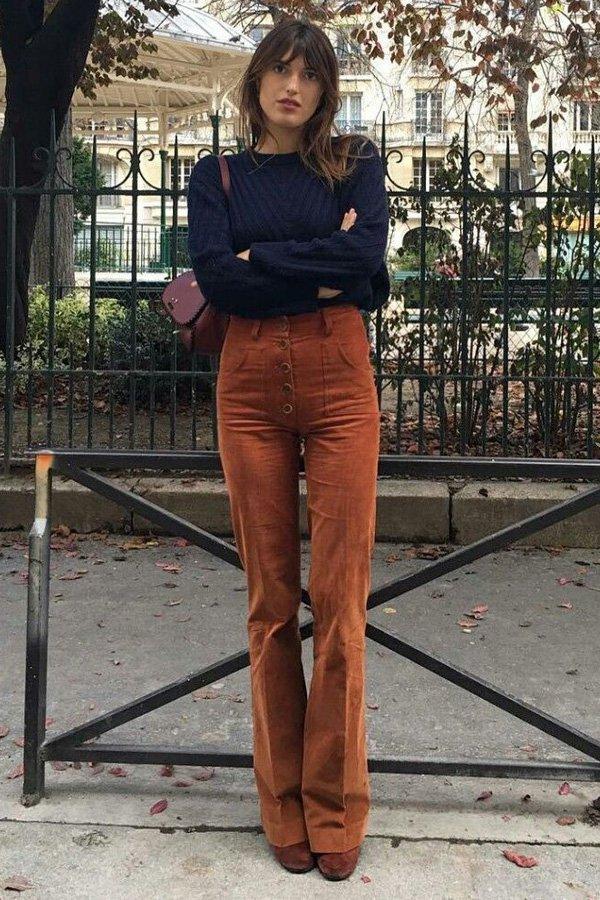 jeanne damas -      - veludo cotelê - inverno - street style