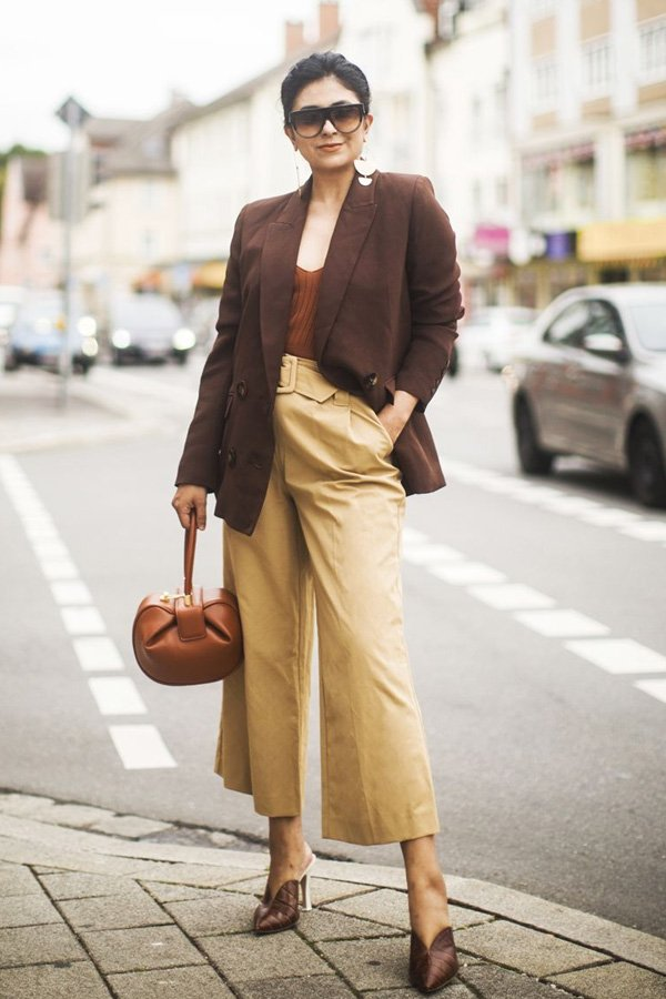 Laura Dittrich -         - tons terrosos - inverno - street style
