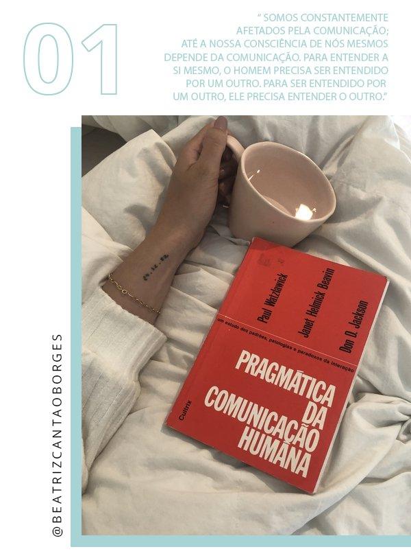 Beatriz Borges - livro - leitura - livro - recomendações