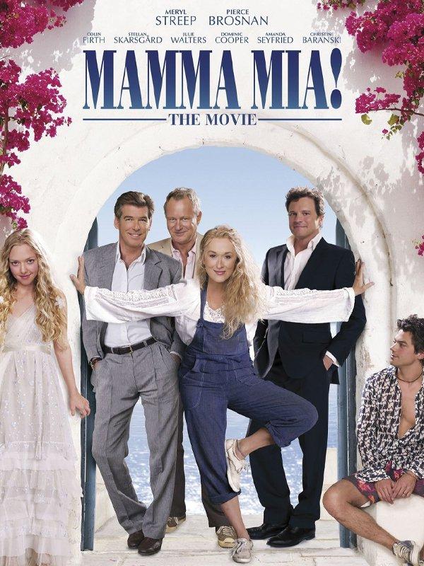 mamma mia - filme - netflix - dia dos namorados - recomendações