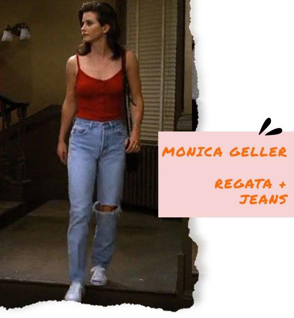 Monica Geller/Courteney Cox -      - friends 90s - inverno - friends
