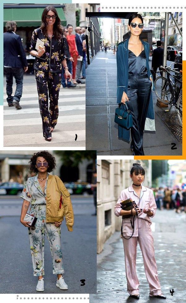 Lily Aldredge - pijamas - pijamas - inverno - street style