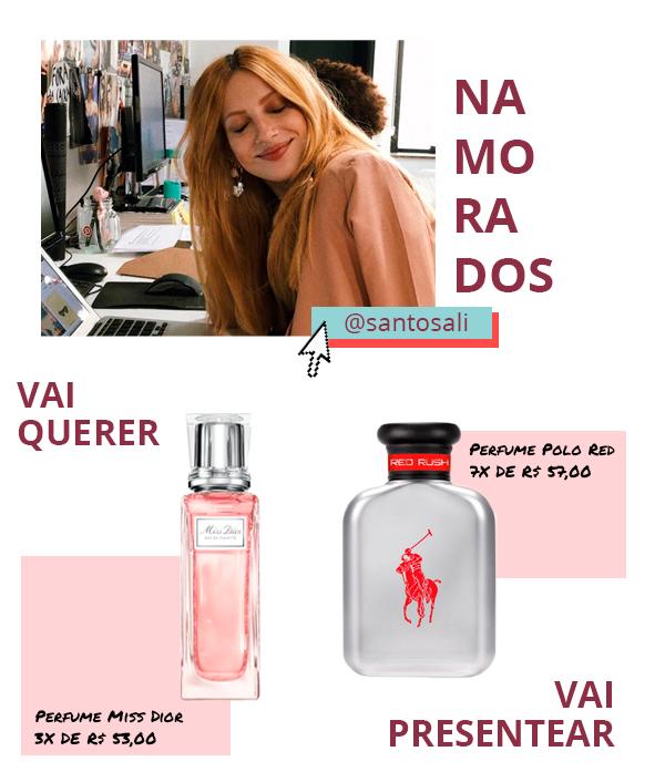 Aline Santos - perfume - maquiagem - skincare - the beauty box