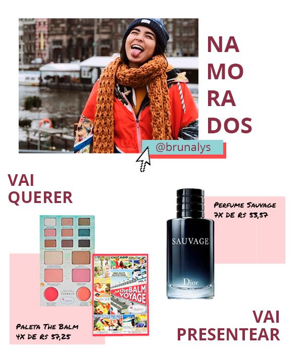 Bruna Lys - perfume - maquiagem - skincare - the beauty box