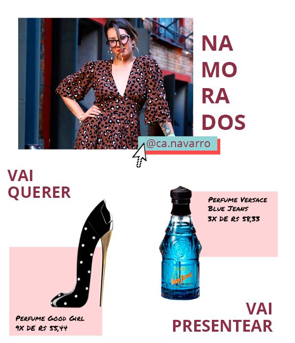 Ca Navarro - perfume - maquiagem - skincare - the beauty box