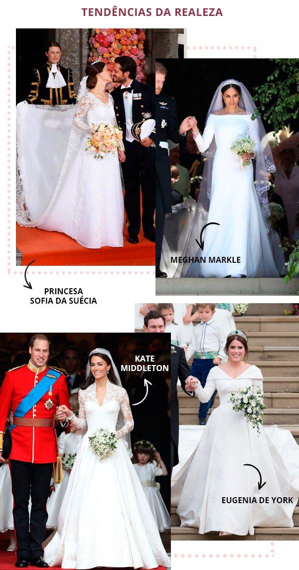 família real - vestido-de-noiva - noiva - inverno - casamento