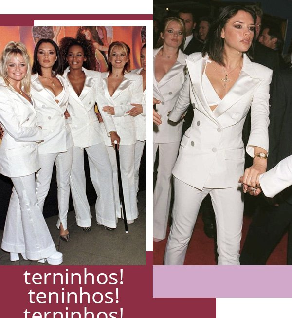 spice girls -      - terninhos -     -