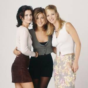9 looks dos anos 90 para copiar de Friends