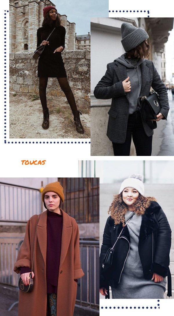 Stephanie C, Mia - touca, gorro - touca, gorro - inverno - street style
