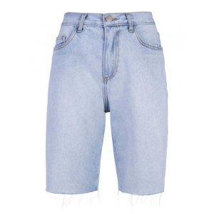 Bermuda Biker Jeans