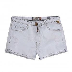 Shorts Feminino Jeans Destroyed
