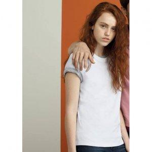 Blusa Feminina Básica Em Modelagem World