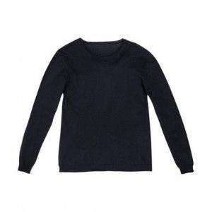 Suéter Em Tricô Com Detalhe Na Barra