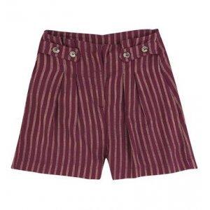 Shorts Clochard Cintura Alta