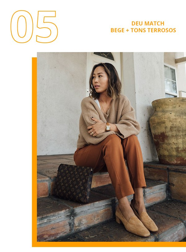 Aimee Song -      - bege - inverno - street style