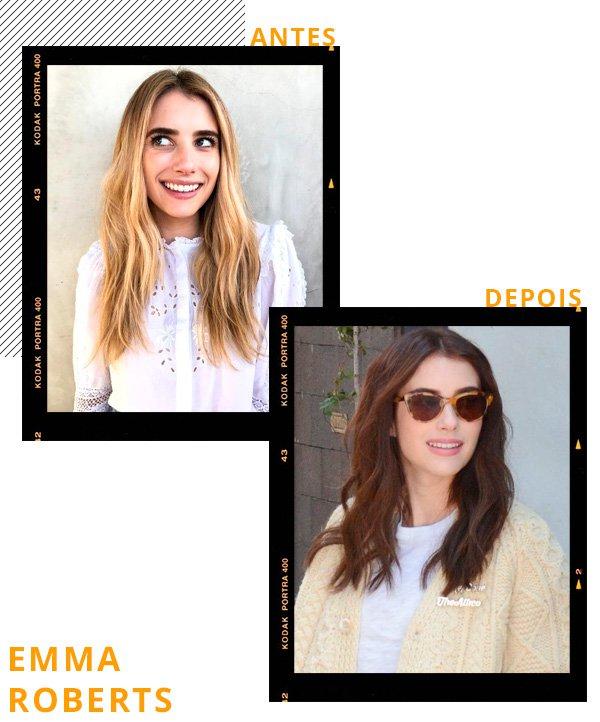 Emma Roberts - cabelo - cabelos - inverno - street-style