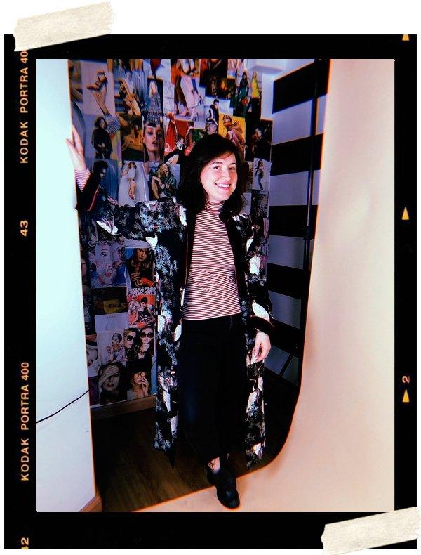 Ariela Balista - kimono-listras - kimono - inverno - escritório