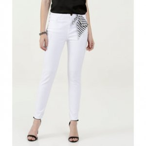 Calça Feminina Jeans Skinny Puídos Marisa