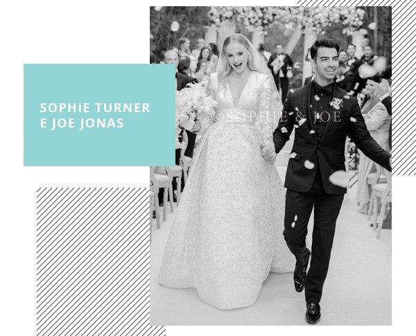 Sophie Turner, Joe Jones - vestido - casamento - inverno - street-style