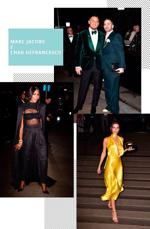Marc Jacobs, Naomi Campbell, Emily Ratajkowski - vestido - casamento - inverno - street-style