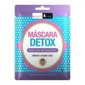 Máscara Facial Beauty 4 Fun Detox
