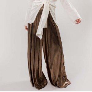 Pantalona Golden - 38 Dourado