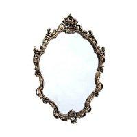 Espelho Decorativo Parede Moldura Provençal Ouro Envelhecido