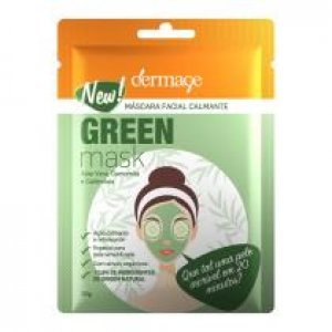 Máscara Facial Calmante Green Mask