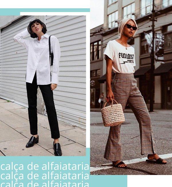 Angelica Bucci, Vanessa Hong - calça-alfaiataria - alfaiataria - inverno - street-style