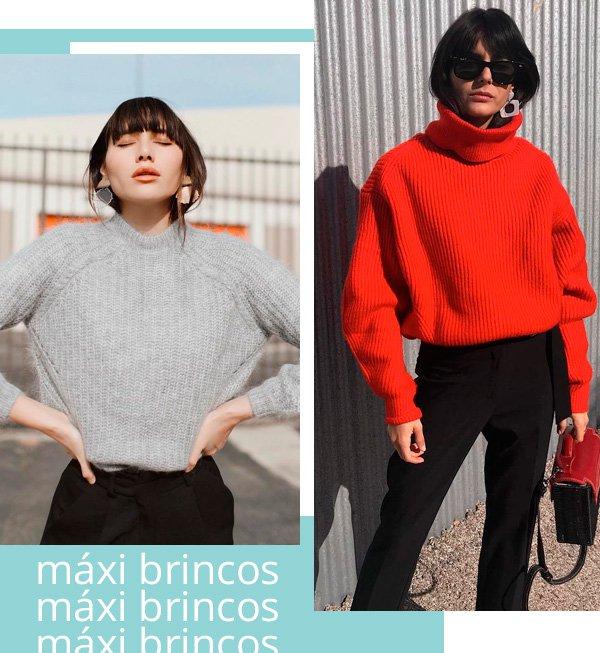Natalie Lim Suarez, María Bernard - brinco - brinco - inverno - street-style
