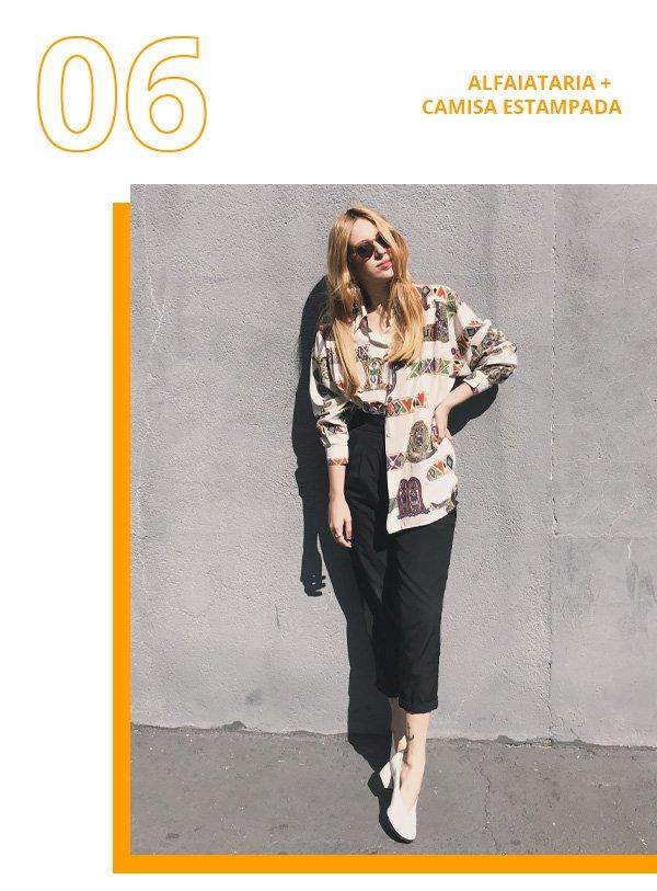 Ali Santos -      - calça de alfaiataria  - inverno - street style
