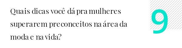 lua - bgs - entrevista - brazilian girl style - looks