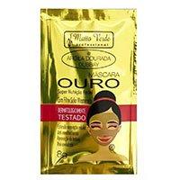 Matto Verde Mascara Ouro Anti Envelhecimento 50 Saches X 8g