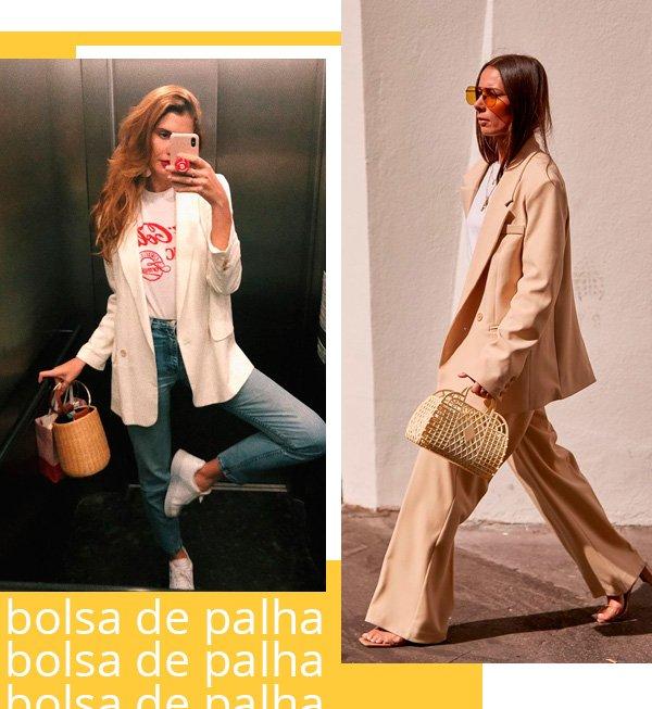 Manuela Bordasch  - bolsa-de-palha - palha - inverno - street-style