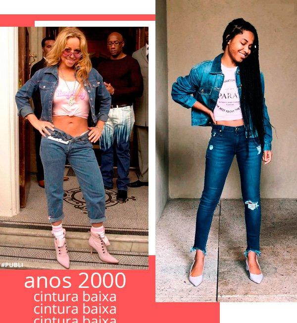 Claudiana Ribeiro - jeans-cintura-baixa - jeans - inverno - street-style