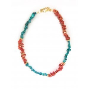 Sofia Necklace - U Azul
