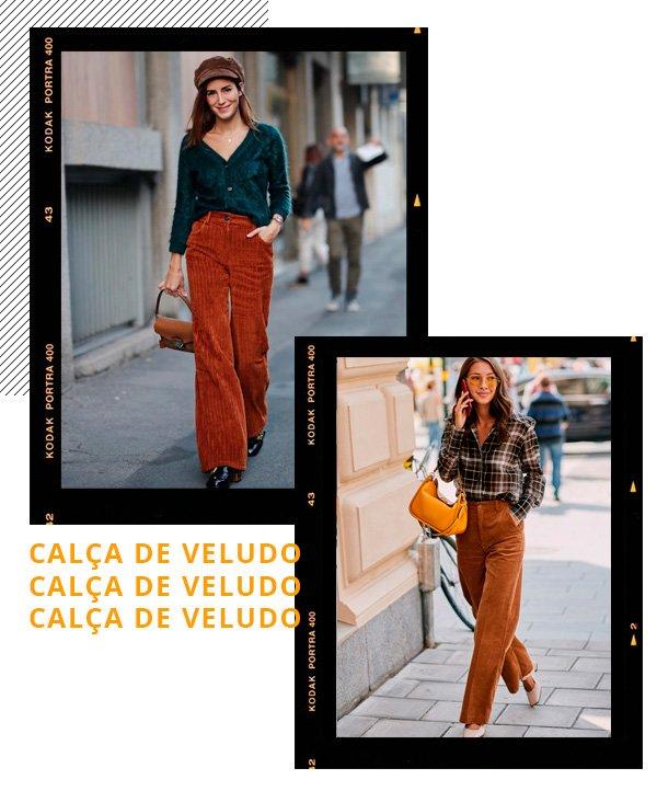 Gala Gonzales - calça-veludo - veludo - inverno - street-style