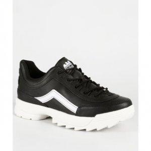 Tênis Feminino Sneaker Recorte Tratorado Dakota