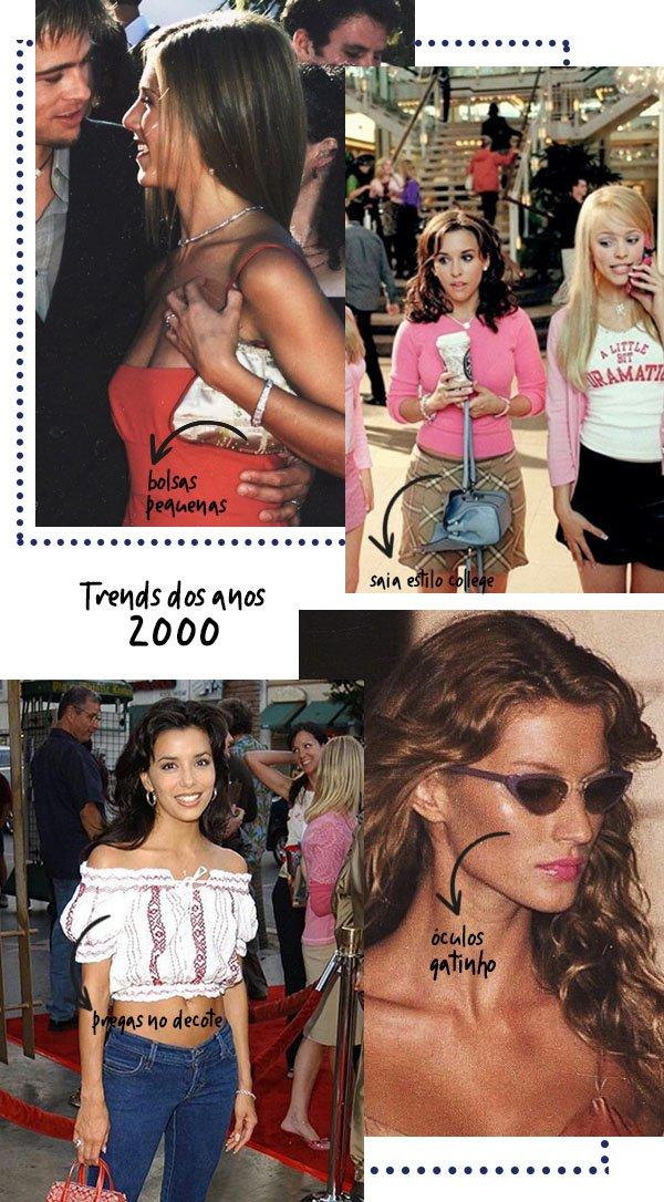 It Girls - 2000 - 2000 - Verão - Street Style